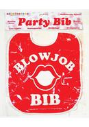 Cp Blow Job Bib